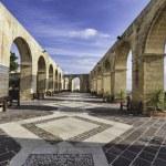 Upper Barrakka Gardens, Malta — Stock Photo #20078169