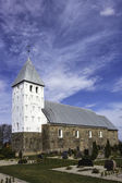 Medieval church in Bryndom, Esbjerg, Denmark — Stock Photo