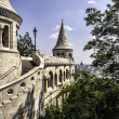 Stock Photo: Fisherman's Bastion in Budapest