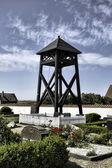 Belltower of the Church on Mando, Denmark — ストック写真