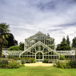 Botanic garden in Cambridge, England — Stock Photo