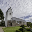 Stock Photo: Medieval Stadil Church in Denmark