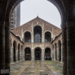 Stock Photo: Basilicof Sant Ambrogio, Milan, Italy