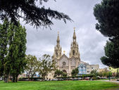 Sts. Peter and Paul Church in San Francisco — Stock Photo