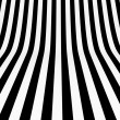 Stock Photo: Black and white abstract striped background