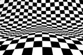 Checker abstract background. — Stock Photo