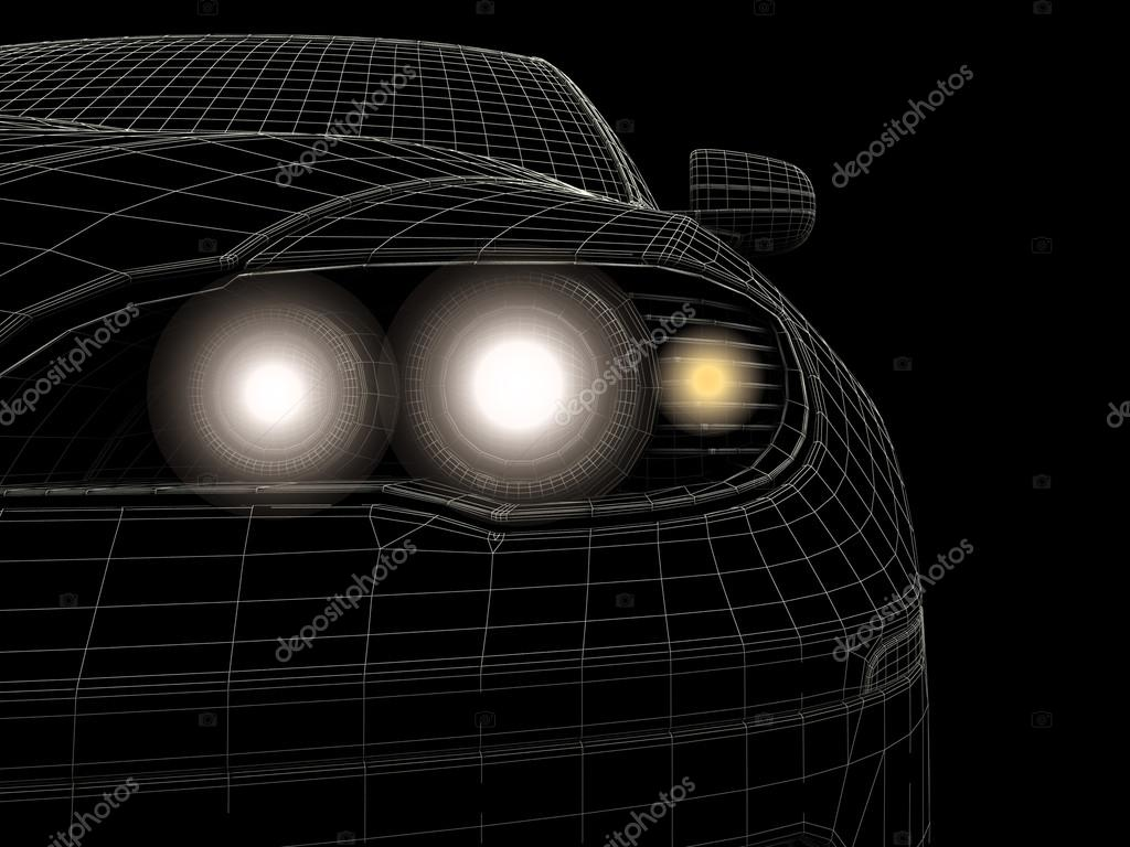 Car Headlights Texture Photo By Source Abuse Report