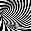 Abstract swirl black and white background — Stock Photo #35539037