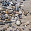 Pebbles texture — Foto Stock