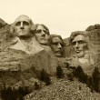 Mount Rushmore National Monument. South Dakota, USA. — Stock Photo