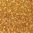 Gold blinking background. Christmas — Stock Photo