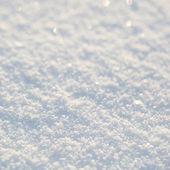 Snow background. Texture — Stock Photo