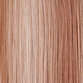 Straight Hair. Hair Care. Hair Salon. Gradient Background.  — Stock Photo