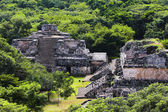 Maya City of Ek Balam. Yucatan, Mexico. — Stock Photo