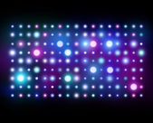 Nightclub Background. Abstract Lights — Foto Stock