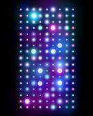 Nightclub Background. Abstract Lights — Foto de Stock