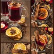 Royalty-Free Stock Photo: Mulled wine with spices