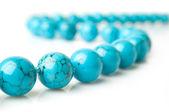 Turquoise close-up — Stock Photo
