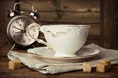 喝早茶 — 图库照片