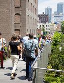 New York City High Line — Stock Photo