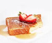 французский тост — Стоковое фото