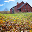 Farmhouse — Stockfoto