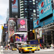 New York City Times Square — Stock Photo