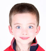 Handsome boy portrait — Stock Photo