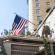 Stock Photo: Famous Mayflower Hotel