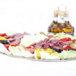 Stock Photo: Antipasto