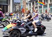LGBT Pride March — Stock Photo