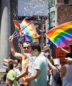 LGBT Pride March — Stock Photo
