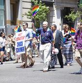 LGBT Pride March — ストック写真