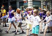 LGBT Parade — Stock Photo