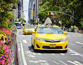 Yellow Cab — Stockfoto