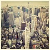 NYC Skyline — Stock Photo