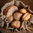 Stockfoto: Bag of bread