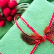 Decorated presents — Stock Photo