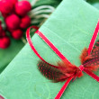 Stock Photo: Decorated presents