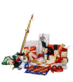 Plenty of presents — Stock Photo