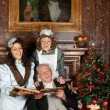 Victorian christmas — Stock Photo #13669490