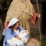 Jesus is born — Stock Photo #13829138