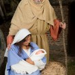 Jesus is born — Stock Photo