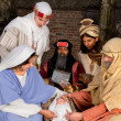 Visit of the wisemen — Stock Photo #13829157