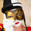 Stock Photo: Venice mask