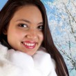 Winter woman — Stock Photo #14120740