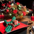 Christmas table 2 — Stock Photo #15523345