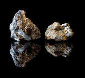 Copper bearing chalcopyrite — Stock Photo