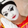 Sad clown — Stock Photo #18206485