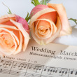 Wedding March - Stock Photo